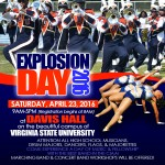 Explosion Day 2016